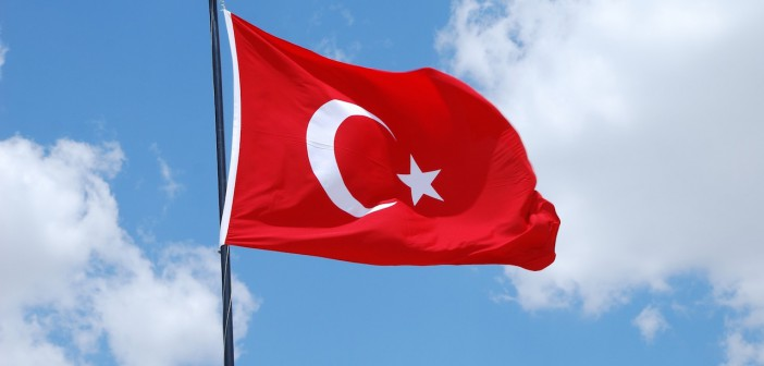 Turquie drapeau turc