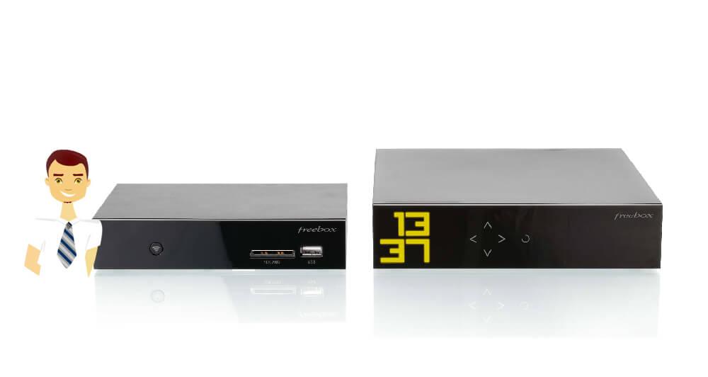 freebox mini 4k les exp ditions multi tv sont lanc es. Black Bedroom Furniture Sets. Home Design Ideas