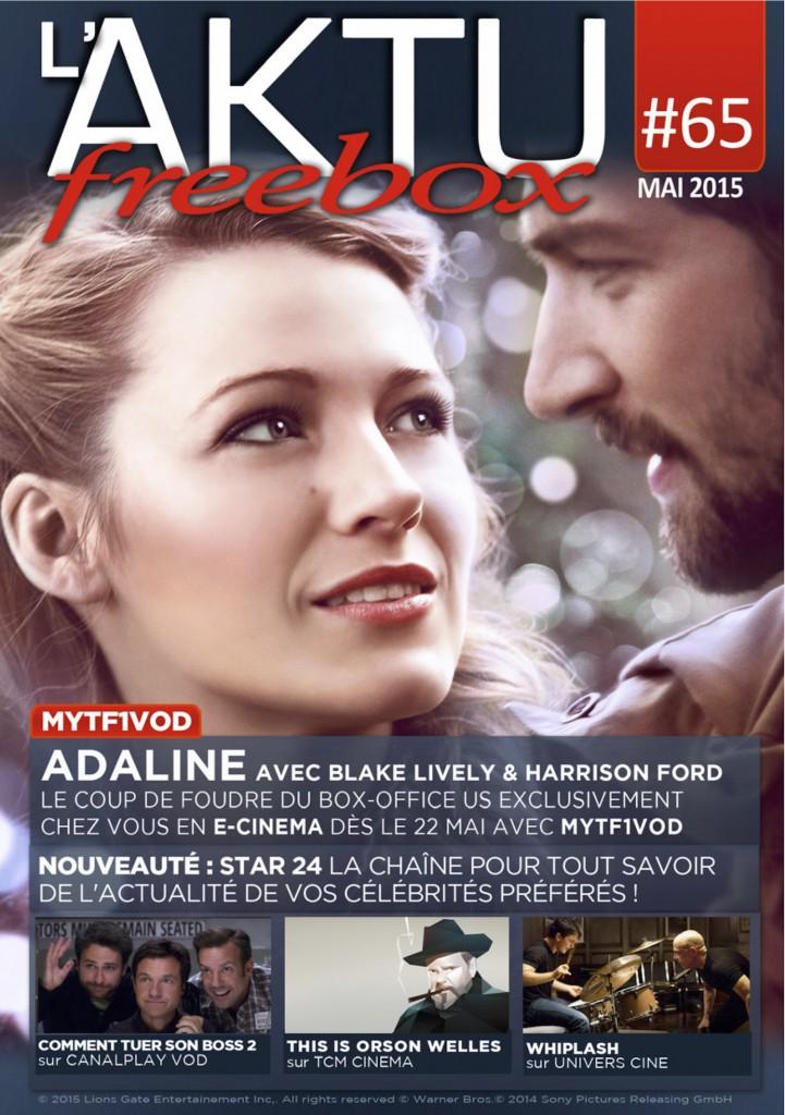 AKTU Freebox mai 2015 full