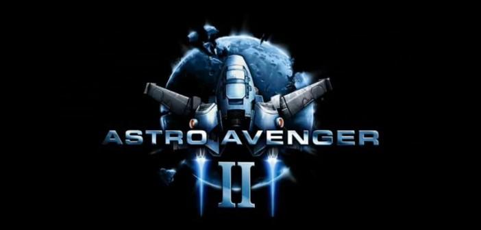 Astro Avenger 2 logo