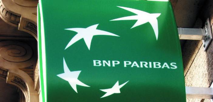BNP Paribas banque enseigne