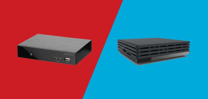 Freebox Mini 4K VS Bbox Miami
