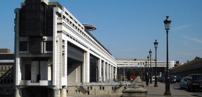 Ministère de l'Économie et des Finances, Bercy