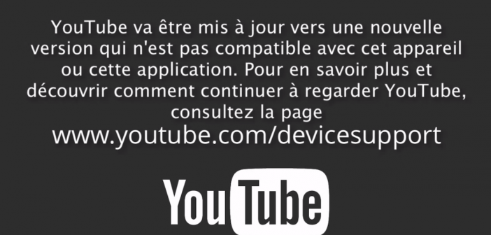 YouTube HS Freebox Révolution