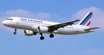 Avion Air France Airbus voyage vacances destination