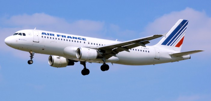 Avion Air France Airbus voyage vacances destination