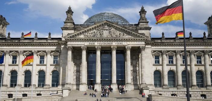 Berlin Bundestag allemand Allemagne