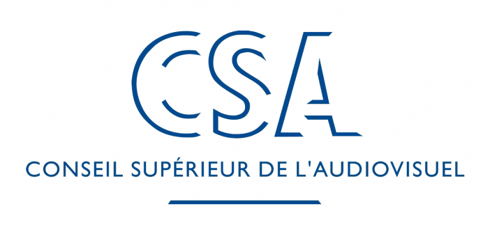 CSA Conseil supérieur de l'audiovisuel - logo