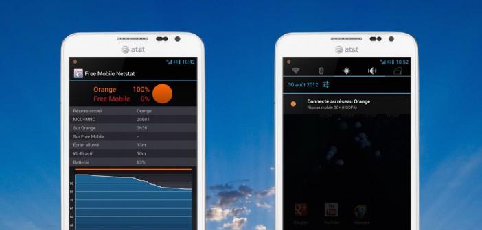 Free Mobile netstat app