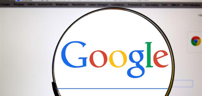 Google loupe recherche