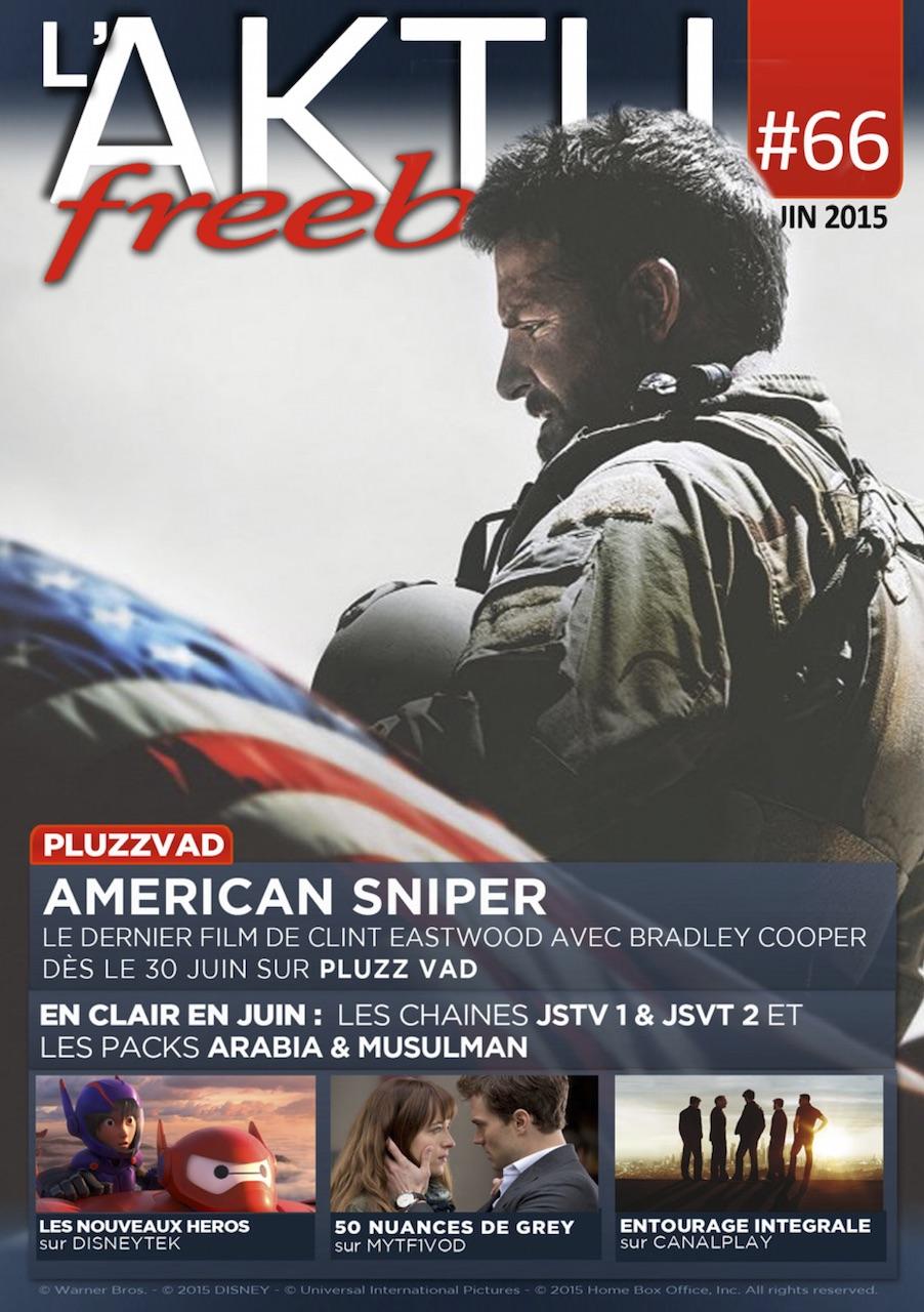 l u0026 39 actualit u00e9 freebox tv du mois de juin est en ligne
