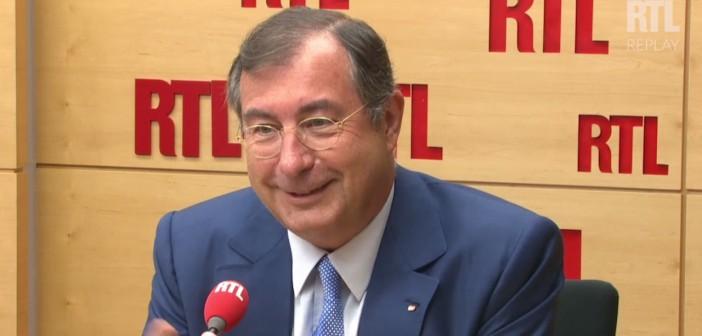 Martin Bouygues RTL 2015