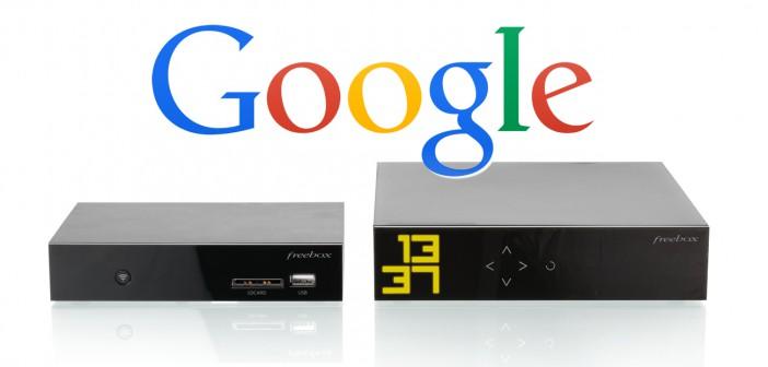 Freebox Mini 4K Google Android TV