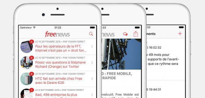 Freenews iOS 30