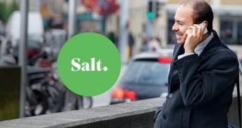 Salt Orange suisse logo Xavier Niel