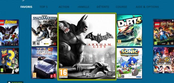 Bbox games