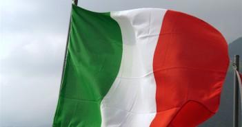 Italie Italia drapeau italien