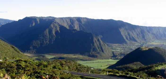 La Réunion - Plaine des Palmistes - outremer