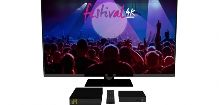 Festival 4K Freebox Mini 4K