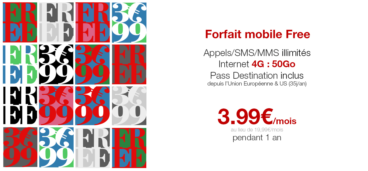 free mobile propose nouveau une offre vente priv e. Black Bedroom Furniture Sets. Home Design Ideas