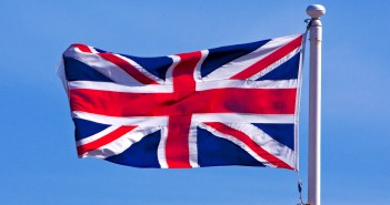 Drapeau Royaume-Uni Grande Bretagne Angleterre anglais britannique Union Jack