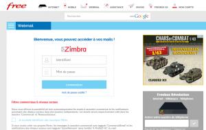 Nouveau Webmail