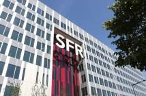 Campus SFR Saint Denis siège social bâtiment