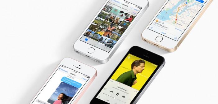 iPhone SE Apple 2016