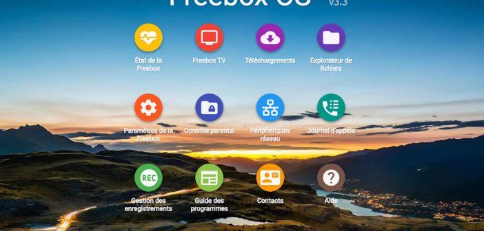 Freebox OS Material 2016