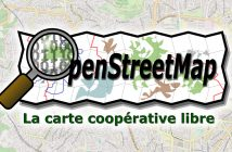 OpenStreetMap France la carte coopérative libre