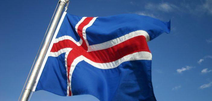 Drapeau Islande iceland flag
