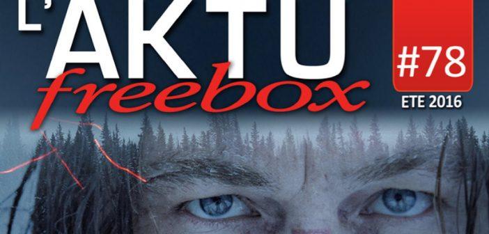 AKTU Freebox été 2016