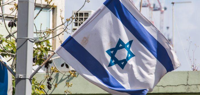 Israël drapeau flag