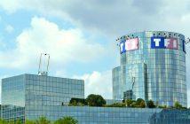 TF1 siège social Boulogne Billancourt boîte à cons