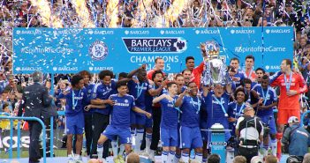 Chelsea FC Premier League football anglais SFR Sport