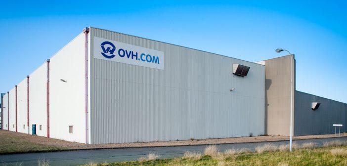 OVH datacenter datacentre On Vous Héberge