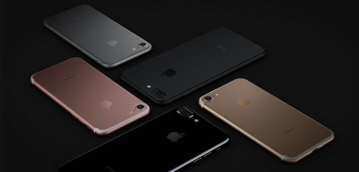 L'iPhone 7 et 7 Plus sont disponibles en précommande chez Free