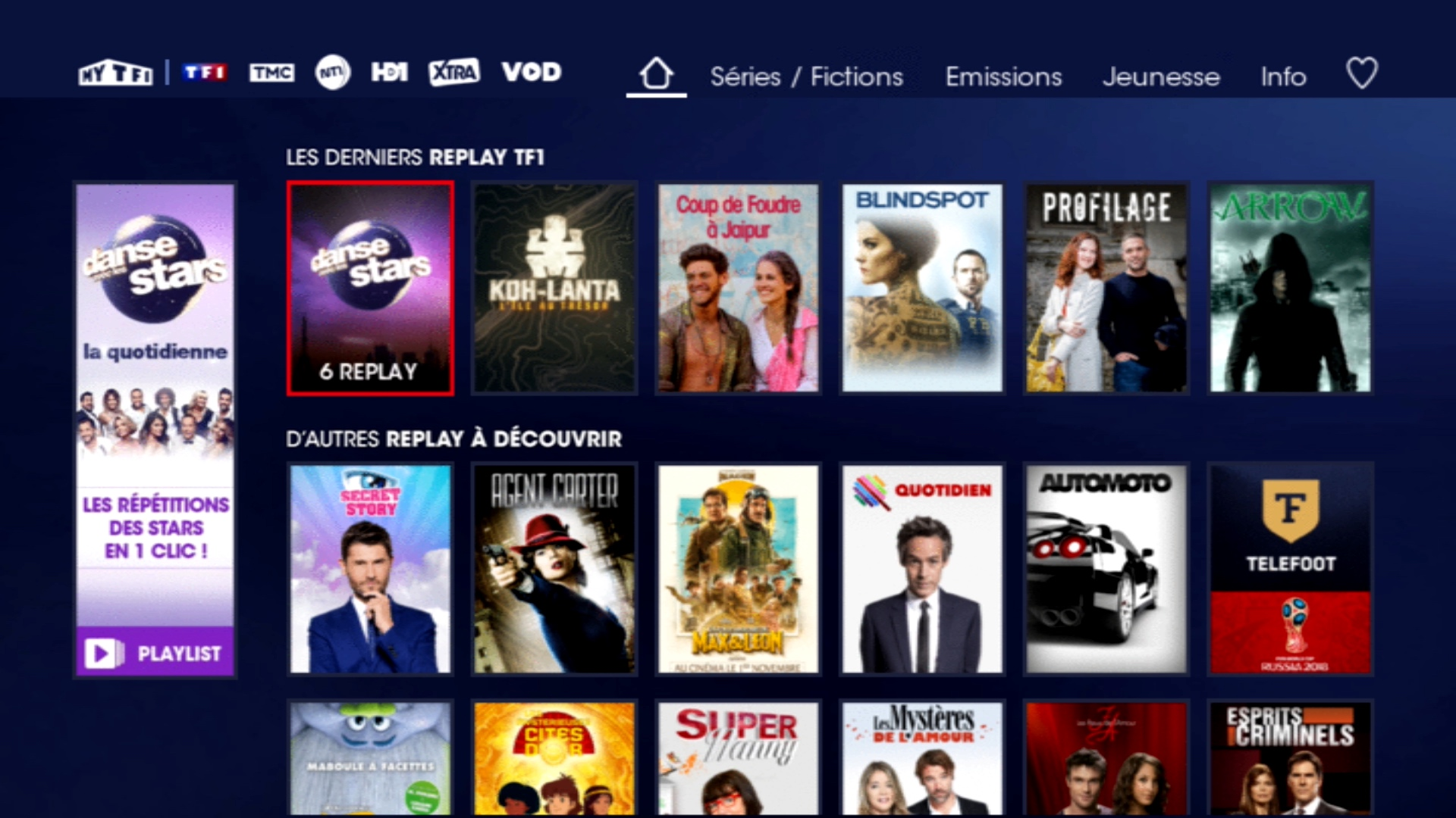 mytf1-freebox-replay