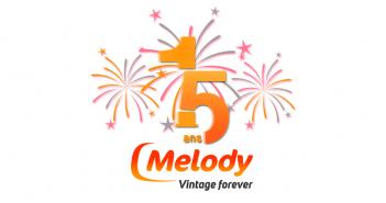 Rappel : Melody est en clair en décembre