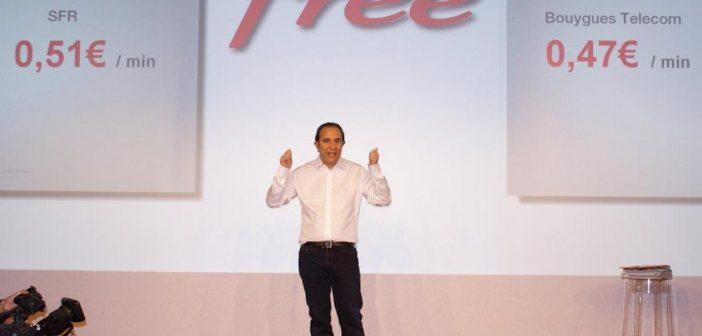 Joyeux anniversaire : Free Mobile a 5 ans !