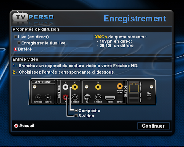 freeplayer pour freebox revolution