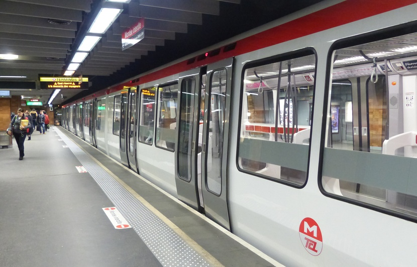 Le Sytral lance le déploiement de la 4G dans le métro lyonnais