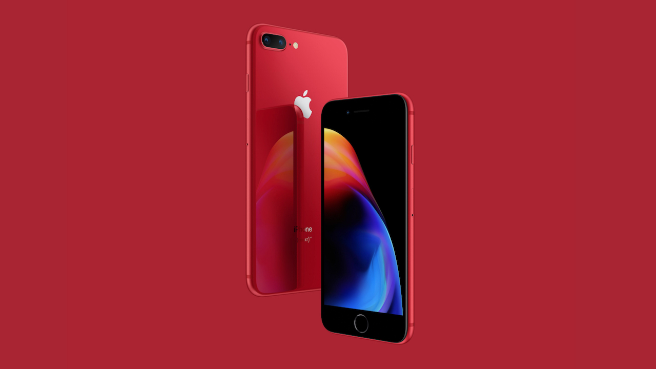 Sfr Red Iphone