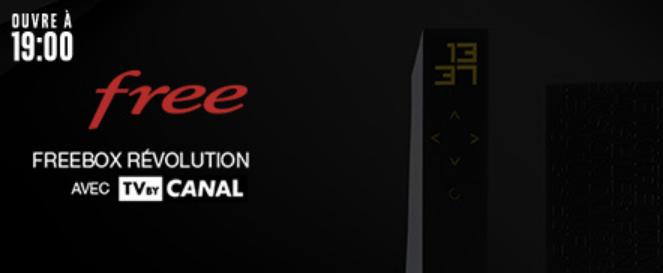 Bientot Une Nouvelle Vente Privee Freebox Revolution Avec Tv By Canal
