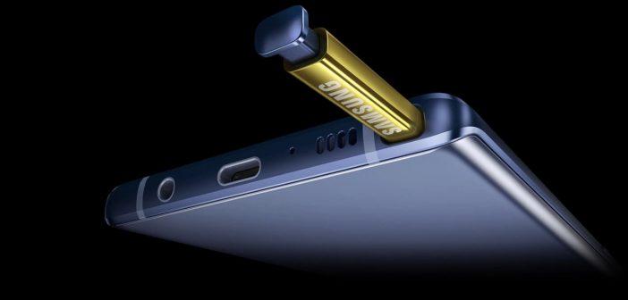 Le Samsung Galaxy Note 9 dispo en précommande chez Free Mobile