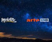 Découvrez Arte UHD sur Freebox Mini 4K, avec Molotov
