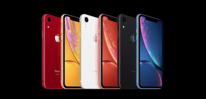 L'iPhone XR disponible en précommande chez Free Mobile