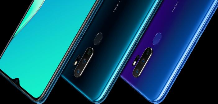 Free Mobile : deux smartphones Oppo A9 2020  gagner avec Free