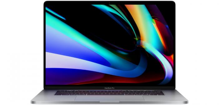 Apple dévoile son MacBook Pro 16″