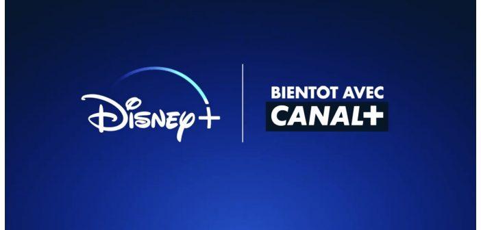 Canal + intégrera l'offre Disney + gratuitement dans certains de ses abonnements